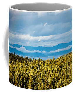 Backroad Ocean View Coffee Mug