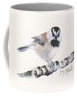 Backyard Busybody - Mountain Chickadee Coffee Mug