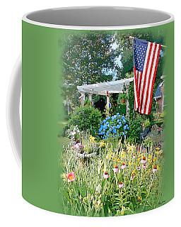 Backyard Paradise Coffee Mug