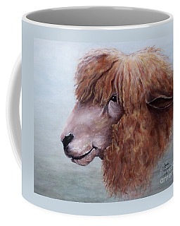Bad Hair Day Coffee Mug by Judy Kirouac