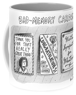 Bad Memory Cards Coffee Mug