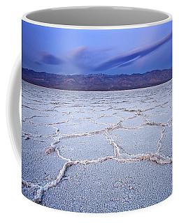 Badwater Dawn Coffee Mug