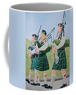 Bagpipers Coffee Mug