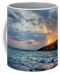 Bahia Honda Sunset Coffee Mug