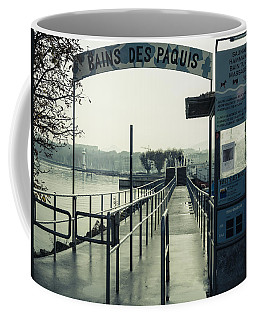 Bains Des Paquis Coffee Mug by Muhie Kanawati