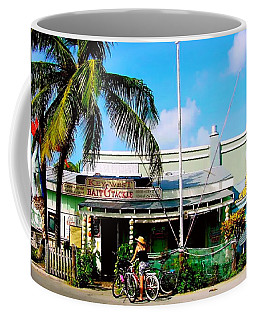 Bait And Tackle Key West Coffee Mug