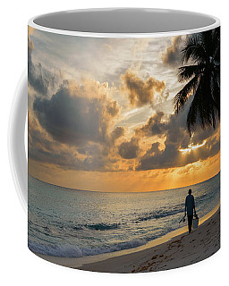 Bajan Fisherman Coffee Mug