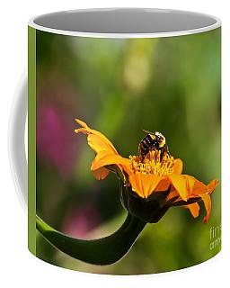 Balancing Bumblebee Coffee Mug