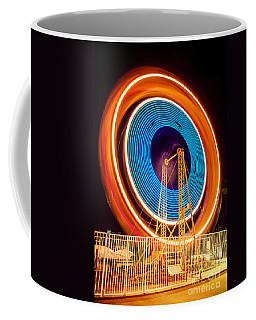 Spinning Wheel Coffee Mugs