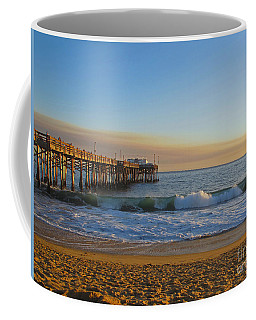 Balboa Pier Coffee Mug