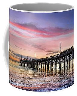 Balboa Pier Sunset Coffee Mug
