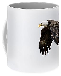 Bald Eagle 3 Coffee Mug