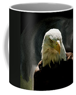 Bald Eagle Giving You That Eye Coffee Mug
