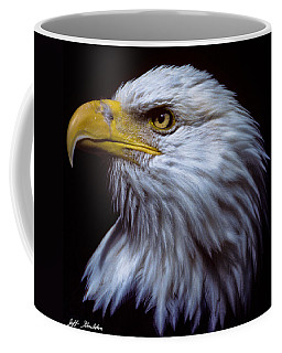 Coffee Mug featuring the photograph Bald Eagle by Jeff Goulden