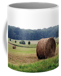 Bales In Solebury Coffee Mug
