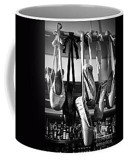 Ballet At The Bar Coffee Mug