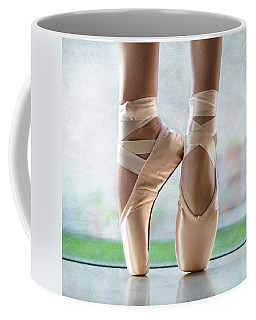 Ballet En Pointe Coffee Mug