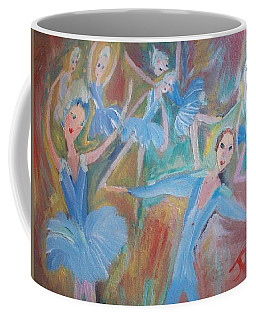 Ballet Mash Up Coffee Mug