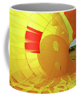 Coffee Mug featuring the photograph Balloon Fantasy 6 by Allen Beatty
