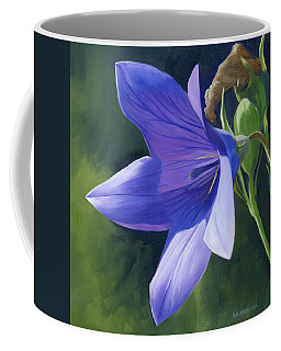 Balloon Flower Coffee Mug