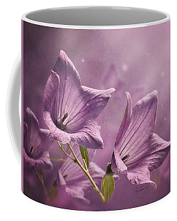 Balloon Flowers Coffee Mug