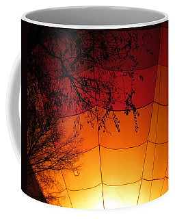 Balloon Glow Coffee Mug by Laurel Powell