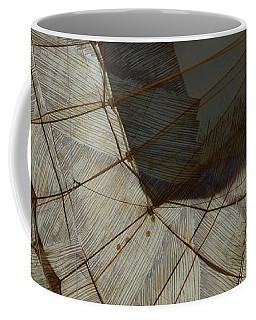 Coffee Mug featuring the photograph Balloon Graphic by Nadalyn Larsen