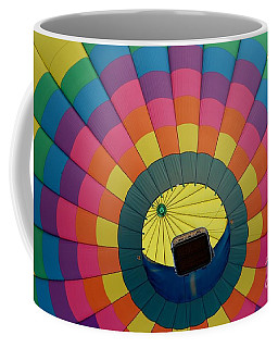 Balloon Lift-off  Coffee Mug by Patrick Shupert