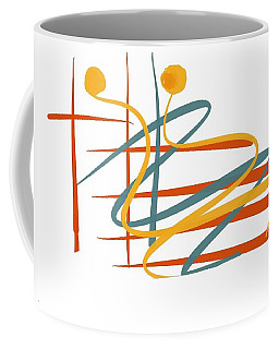 Ballroom Dancers Coffee Mug