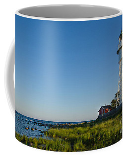 Baltic Sea Lighthouse Coffee Mug