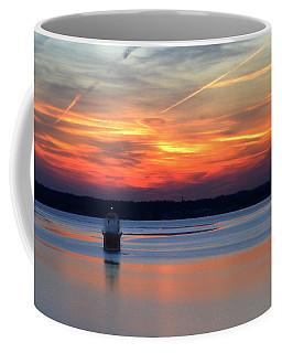 Baltimore Light At Gibson Island Coffee Mug