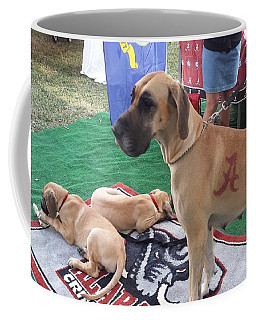 Bama Great Dane Coffee Mug
