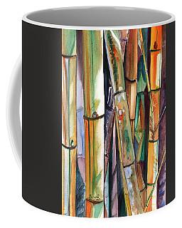 Bamboo Garden Coffee Mug