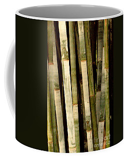Coffee Mug featuring the photograph Bamboo by Gary Smith