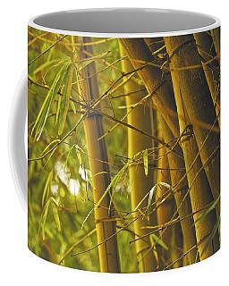 Bamboo Gold Coffee Mug