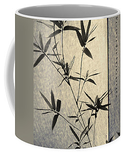 Bamboo Leaves Coffee Mug