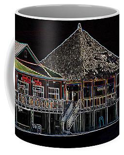 Bamboo Willies In Neon Coffee Mug