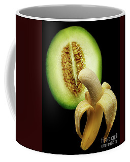 Banana And Honeydew Coffee Mug
