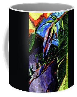 Banana Blossom  Coffee Mug