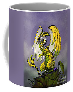 Banana Dragon Coffee Mug