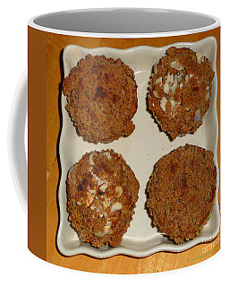 Banana Oat Crunch Muffins Coffee Mug
