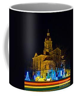 Bandera County Courthouse Coffee Mug