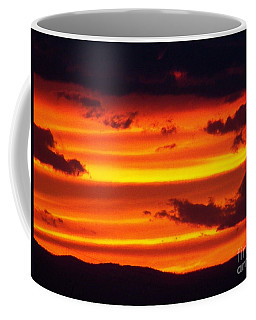 Bands Of Gold Coffee Mug