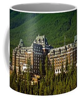 Banff Springs Hotel Coffee Mug