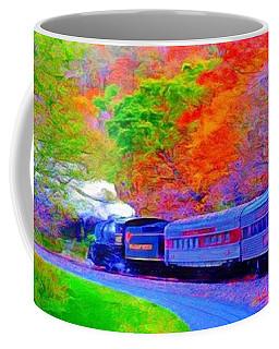 Bang Bang Choo Choo Train-a Dreamy Version Collection Coffee Mug