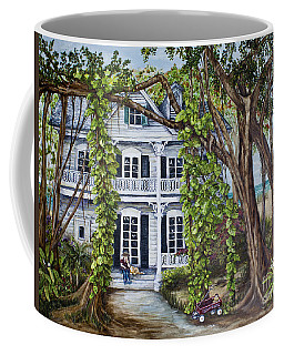 Banyan Beach House Coffee Mug