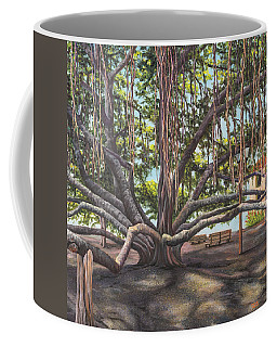 Banyan Tree Lahaina Maui Coffee Mug