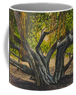Banyan Tree Maui Coffee Mug