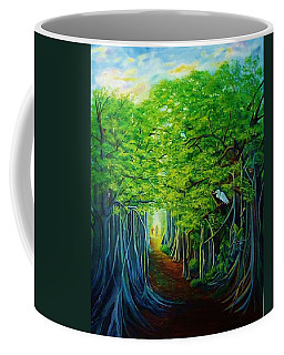 Banyan Walk Coffee Mug
