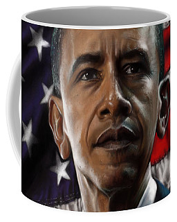 Barack Obama Coffee Mug